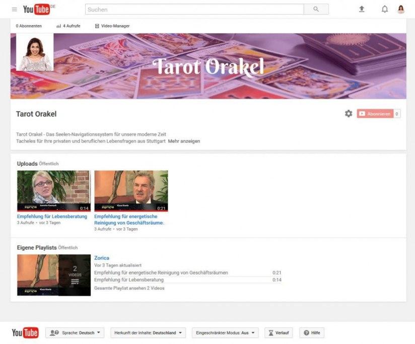 Zorica_Youtube